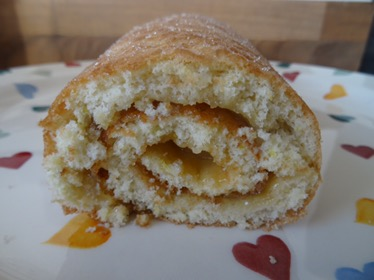 Recipe: Lemon Swiss Roll