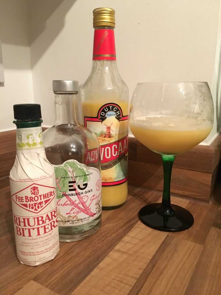 Gin cocktails for Christmas
