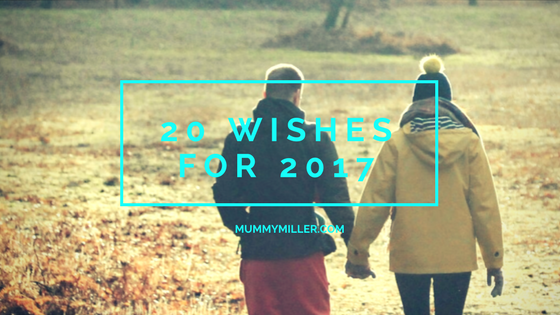 20 Wishes for 2017