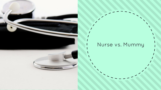 Nurse vs. Mummy