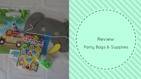 Review: Party Bags & Supplies