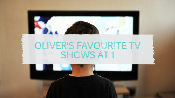 Oliver's favourite TV shows at 1