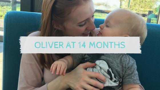 Oliver at 14 months