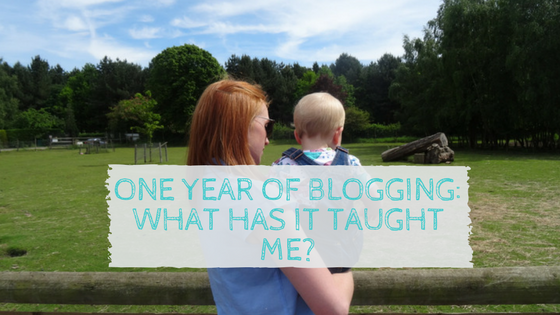 One Year of Blogging: What has it taught me?
