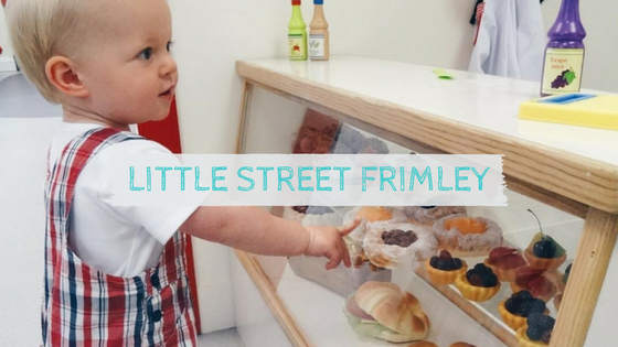 Little Street Frimley