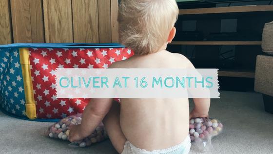 Oliver at 16 months