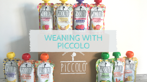 Weaning with Piccolo