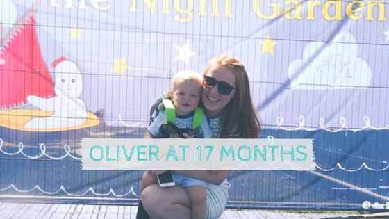 Oliver at 17 months