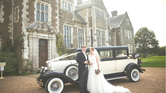 A Loseley Park Wedding