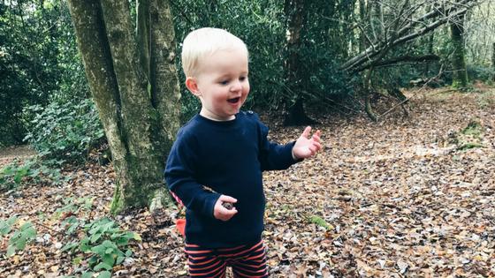 Oliver at 20 months