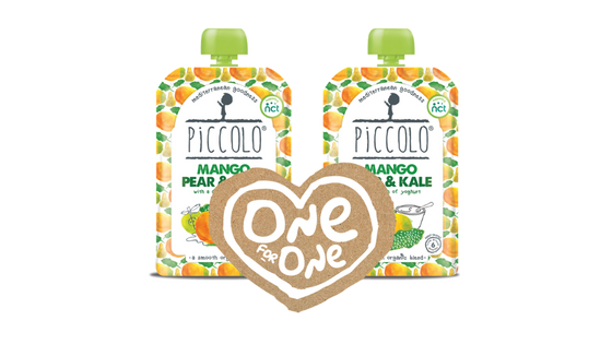 Feeding those in need with Piccolo's One for One campaign