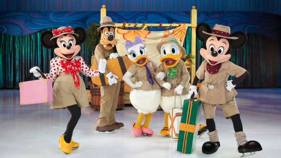 Disney on Ice: A Passport to Adventure
