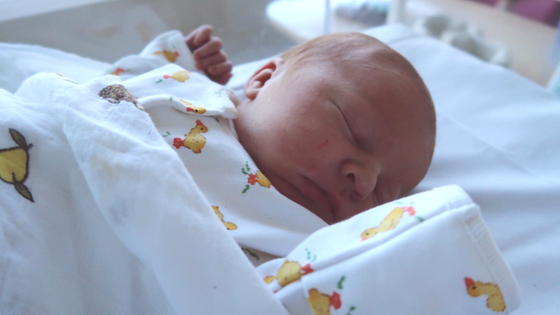 Henry's birth: A second birth story