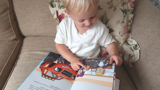 Review: penwizard personalised books