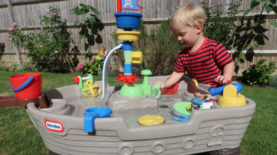 Review: Little Tikes Anchors Away Pirate Ship