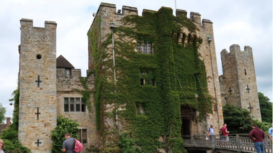 A Summer Day Out at Hever Castle